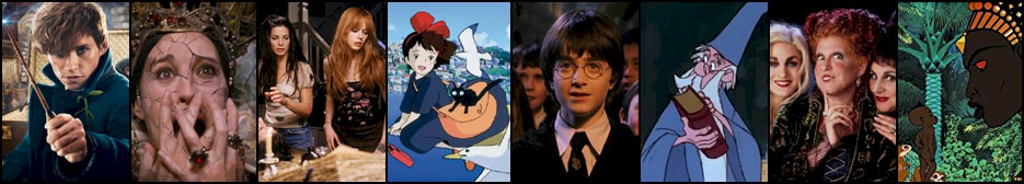 Movies about Wizards, Witches and Fairies | Filmaboutit com